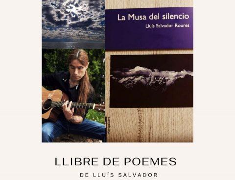 Llibre poemes Lluis Salvador