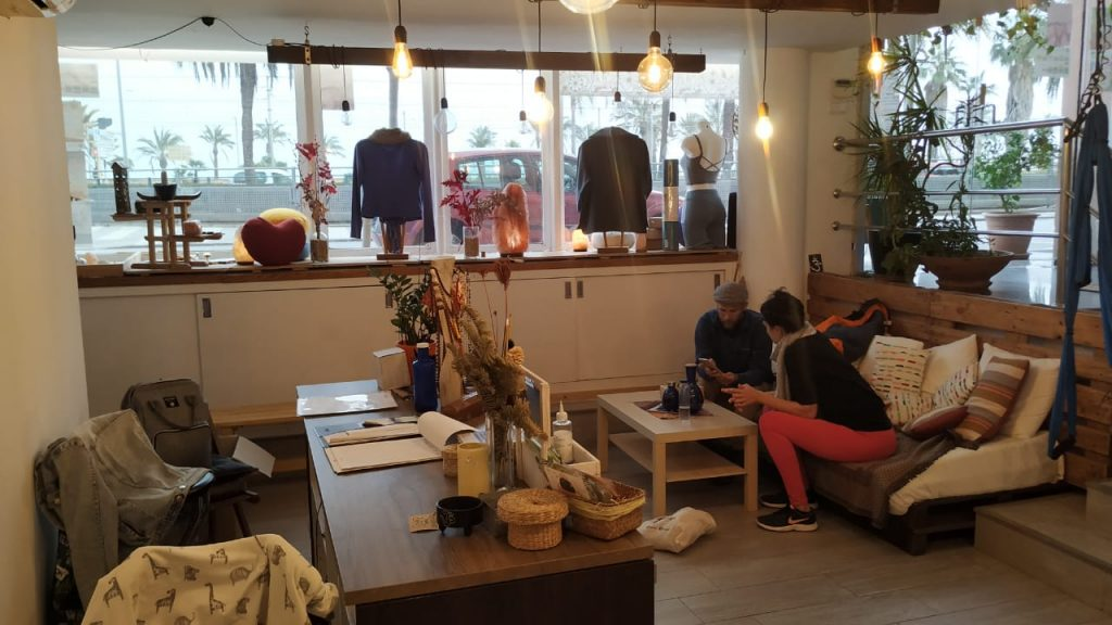 botiga espai yoga maresme